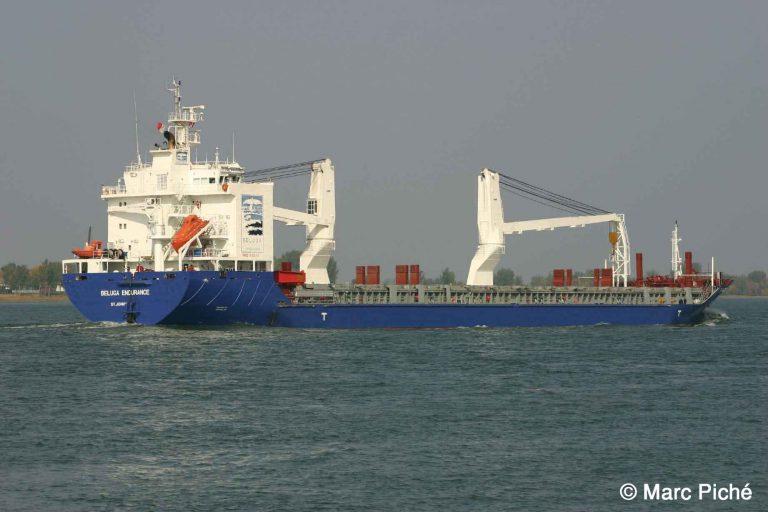 MV Holandia