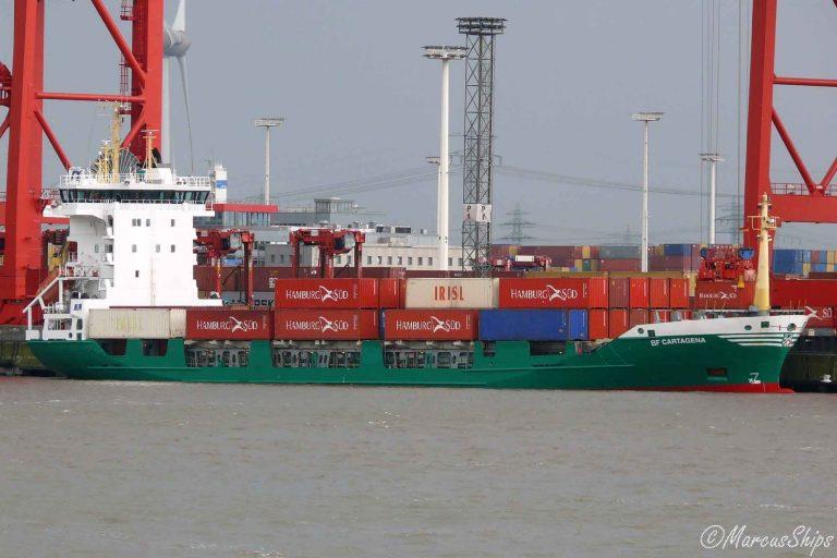MV BF Cartagena